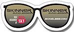 Eye Glasses Shape Magnets